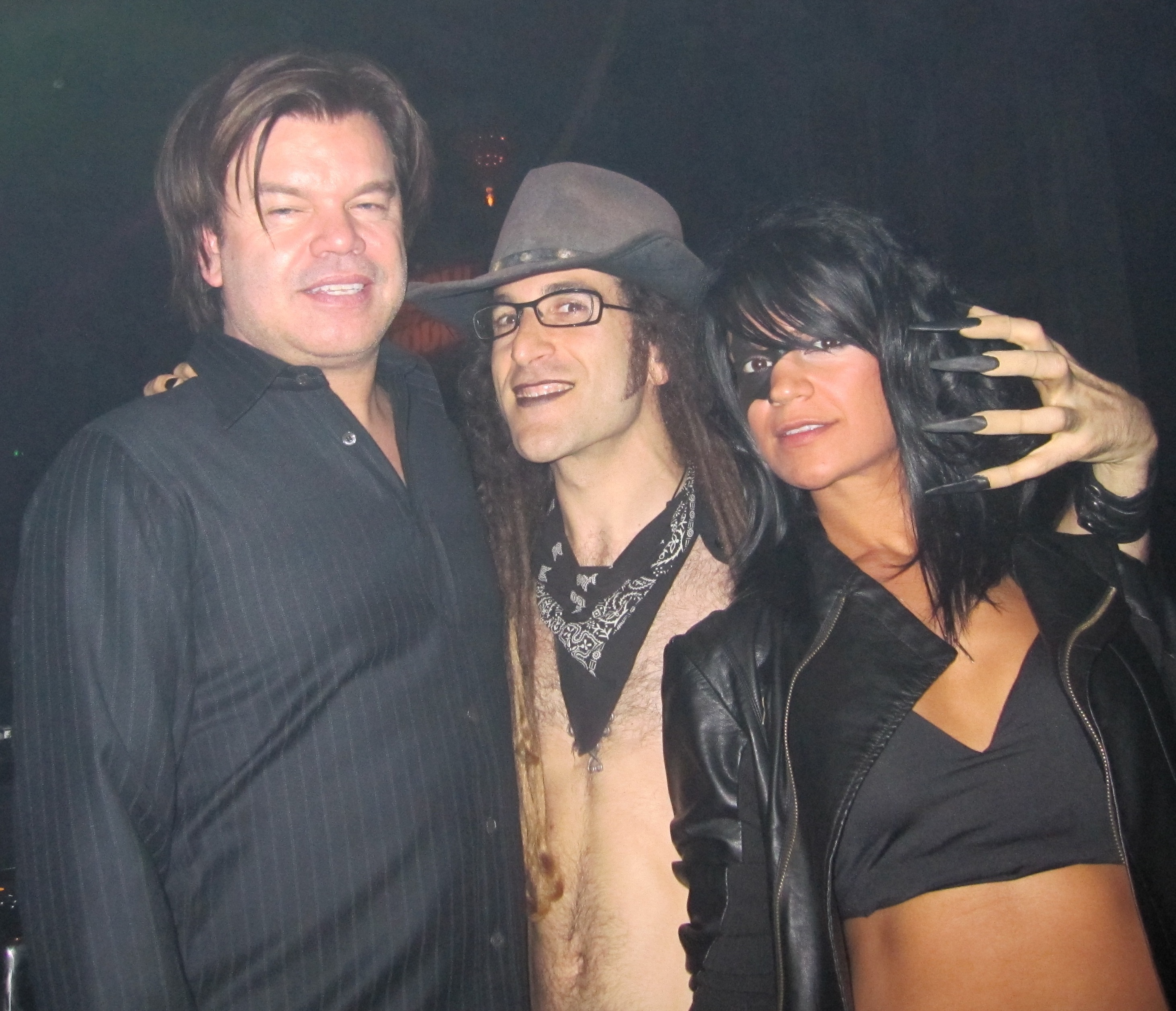 Paul Oakenfold & Dirtyhertz