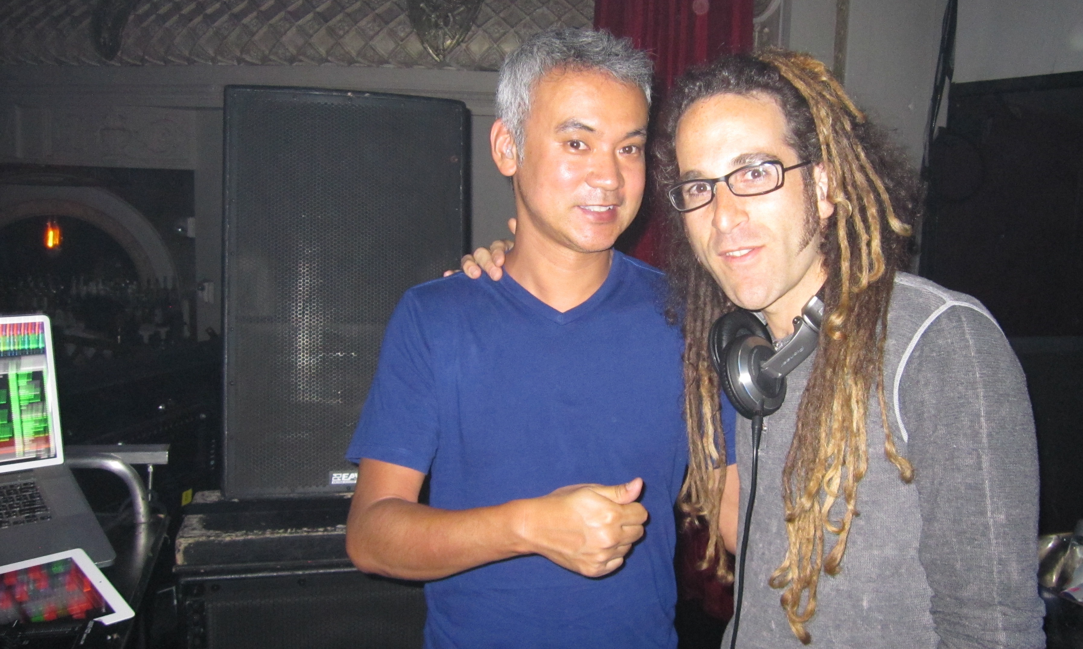 Satoshi Tomiie & Dirtyhertz